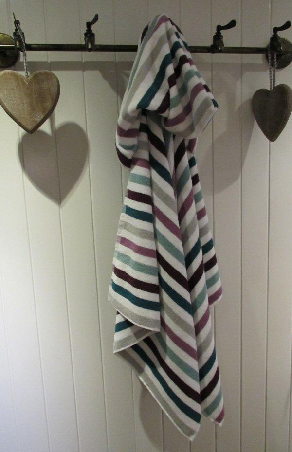 Badehåndkle med hette 06