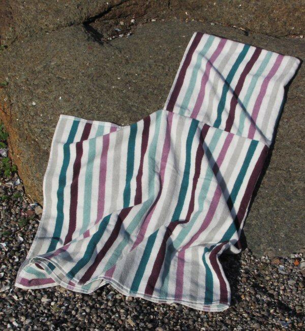 Badehåndkle med hette 07